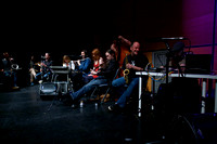 Glasgow Improvisers Orchestra with guests at Glasgow Improvisers Orchestra Festival VII