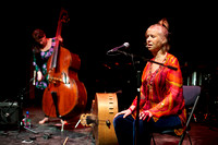 Maggie Nicols with The Rope & Duck Company at Glasgow Improvisers Orchestra Festival V