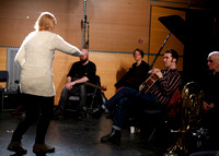 Maggie Nicols Workshop at Glasgow Improvisers Orchestra Festival V