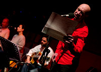 """Three Envelopes For E.M."" by George Burt with Tam Dean Burn and Glasgow Improvisers Orchestra"