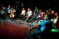 Glasgow Improvisers Orchestra and guests at Glasgow Improvisers Orchestra Festival V