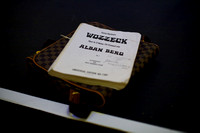BBC Scottish Symphony Orchestra conducted by Donald Runnicles perform Wozzeck by Alban Berg at City Halls, Glasgow on Wednesday 22nd October 2014