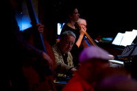 Maggie Nicols with Glasgow Improvisers Orchestra at Glasgow Improvisers Orchestra Festival VII