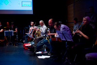 Glasgow Improvisers Orchestra and guests perform 'Connected Elements' at Glasgow Improvisers Orchestra Festival VII