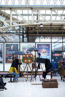 Cryptic presents Station Stories at Aberdeen Station, Aberdeen on Saturday 6th December 2014