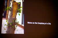 'Notes On The Emptying Of A City' by Ashley Hunt at Arika 12: Episode 3: Copying Without Copying