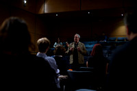 Open workshop with Steve Beresford at Glasgow Improvisers Orchestra Festival VII