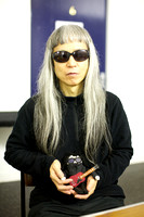 Keiji Haino meets mini-Haino at Arika 12: Episode 2: A Special Form Of Darkness