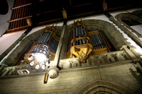 Glasgow University Chapel Organ