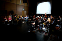 'A Peculiar Slumber' by Graeme Wilson performed by GIO at Glasgow Improvisers Orchestra Festival VI
